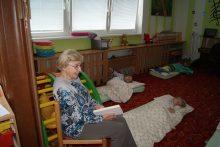 čtení babiček